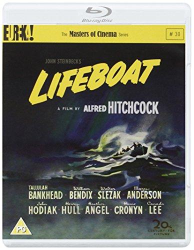 Lifeboat Masters of Cinema (Dual Format) Blu-ray Reino Unido