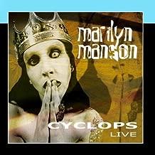 marilyn manson live cd