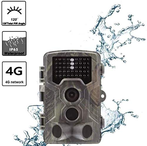 Why Choose Outdoor Wildlife Camera Tracking Scene Capture 1080P Game Camera 16MP with Infrared Night...