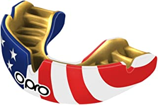 OPRO Power-Fit Mouthguard - for Rugby, Hockey, Lacrosse, MMA, Wrestling, and Other Contact Sports (Adult and Youth Sizes)