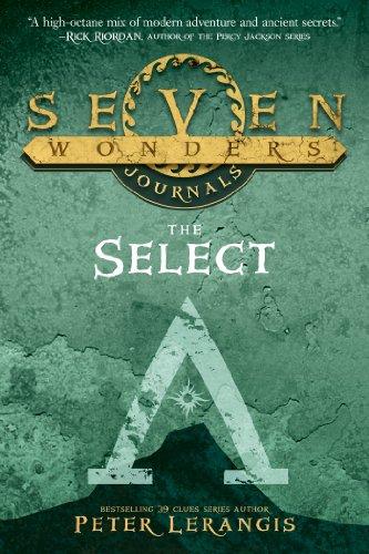 Seven Wonders Journals: The Select (English Edition) eBook: Lerangis, Peter: Amazon.es: Tienda Kindle