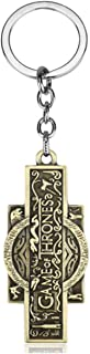 Reddream Game of Thrones Keychain Pendant Charms Gifts for Boy Girl Best Friend and Collection (Keychain-Game of Thrones Mark)