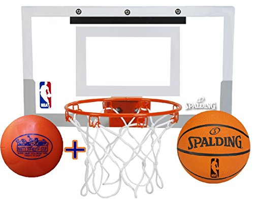Spalding NBA Slam Jam Mini Basketball...
