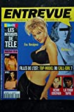 ENTREVUE 26 1994 Septembre Eva HERZIGOVA Tabatha CASH Julia ROBERTS Emmanuelle SEIGNIER Anna Nicole SMITH