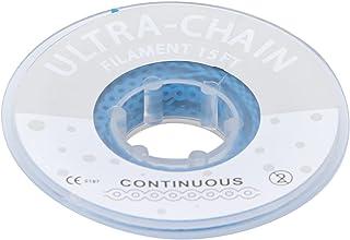 Tandheelkundige rubberen ketting, niet-giftige geurloze beugel Krachtketting Goede elasticiteit voor tandheelkundig zieken...