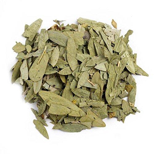 Aromas de Té - Infusión Sen Sabor Suave Digestiva Relajante Diurética/Infusión Depurativa con Hojas de Sen Sabor Amargo, 50 gr