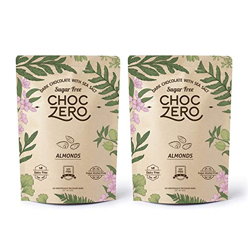 Best choczero keto bark milk chocolate almonds for 2021