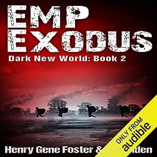 EMP Exodus - an EMP Survival Story audiobook cover art