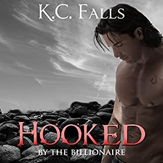 Hooked: By the Broken Billionaire audiobook cover art