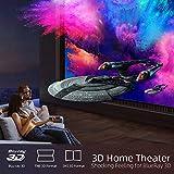 Zoom IMG-2 byintek u50 pro mini proiettore
