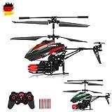 3.5canaux Gyro RC ferngesteuerter maquette de hélicoptère avec fonction feu et de Technique pour Hobby aviateur, Ready to-modèle Fly Heli, Kit complet