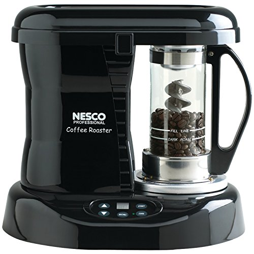 Nesco – Coffee Bean Roaster – 800 Watts/120 Volt – Black