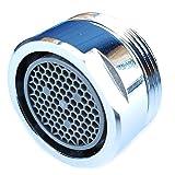 22 millimetri maschio rubinetto rubinetto aeratore - fino al 70% di acqua risparmio di 4 l/min