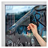 BDF AG4M Window Film Graffiti Protection 4 Mil Clear (36in X 25ft)