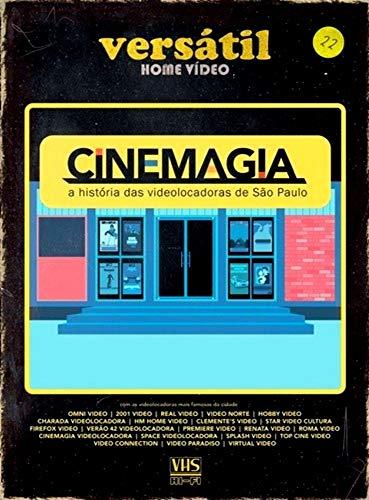 Cinemagia - A História das Videolocadoras de São Paulo ( Digistack 2 DVDS - 4 Cards )