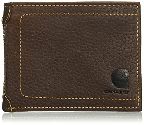 Carhartt Pebble Passcase Wallet, 61-2201.BRN, braun, 61-2201