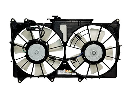 Price comparison product image Automotive Cooling Radiator And Condenser Fan For Lexus IS300 LX3115108 100% Tested
