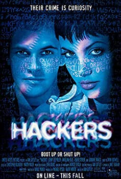 USWay 188575 Hackers 1995 Movie Decor Wall 36x24 Poster Print