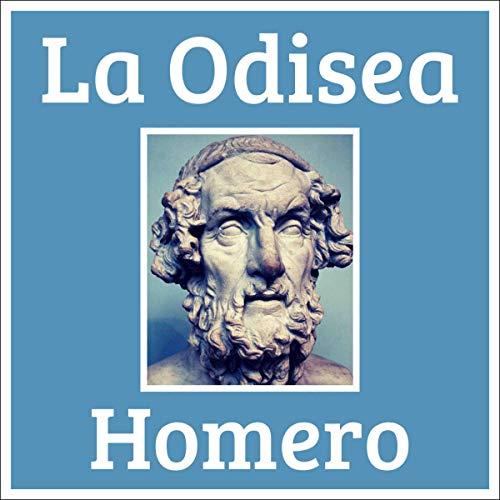 La Odisea [The Odyssey] cover art