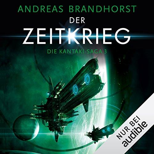 Der Zeitkrieg audiobook cover art