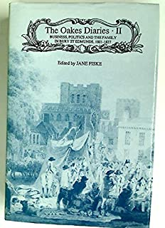 James Oakes' Diaries, 1801-27 (v.2)