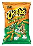 9oz Cheetos Cheddar Jalapeno Crunchy (Pack of 2)