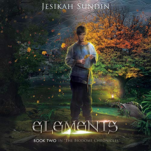 Elements audiobook cover art