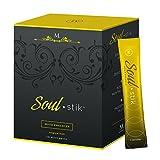 Soul Stik, Low-Calorie Mood Elevation, Mango/Tangerine, Electrolyte hydration beverage, 30 servings