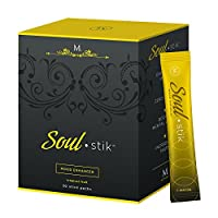 Soul Stik, Low-Calorie Mood Elevation, Mango/Tangerine, Electrolyte hydration beverage, 30 servings