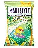 Maui Style MAUI ONION Flavored Potato Chips - 6OZ bag (170.1g)
