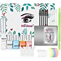 MS.DEAR Eyelash Lash Extensions Curler Kit Suitable for Salon & Home