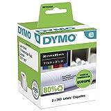 DYMO 99012 Etiketten 89x36mm