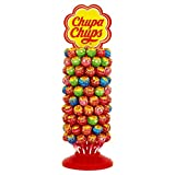 Chupa Chups Lollipops Display with 120 Assorted Lollipops