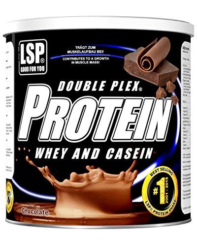 LSP Double Plex Protein Schoko, 1er Pack (1 x 750 g)