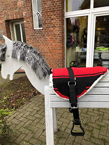 Swiss Horse Bareback Pad NEU Pony - komplett Set