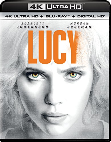 Lucy (4K UHD + Blu-ray + Digital) $7.99 @ Amazon