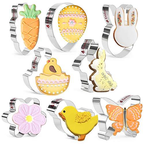 Juego cortadores galletas Pascua Kaisahne – Mariposa