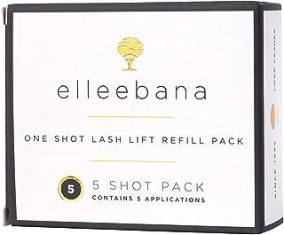 Elleebana Lash Lift Refills, 5 count
