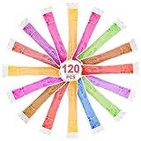 TAGVO EIS Pop Form, gesunde hausgemachte Snack, Gefrierschrank Pop, Gogurt, EIS-Süßigkeit, BPA...