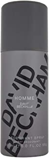 David Beckham Homme 150ml Deo Spray, 0.5 kilograms