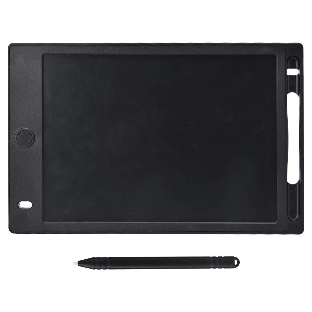 Diyeeni Tablero de Escritura a Mano LCD de 8.5 Pulgadas, Tableta de Dibujo con lápiz para niños/niños, Tablero Muiti-Funcional para Memo List, Nota recordatoria,práctica de Pintura/aritmética(Negro): Amazon.es: Electrónica