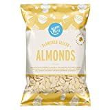 Marca Amazon - Happy Belly Almendras peladas laminadas 200gr x 5...