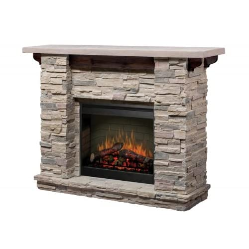Pleasing Stone Fireplace Mantels Amazon Com Home Interior And Landscaping Elinuenasavecom