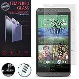 VCOMP HTC Desire 816/ 816G Dual Sim: 1 Film de Protection d'écran Verre Trempé