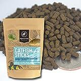 Y.F.S. YFS Catfish Shrimp Sticks Pellets Tropical Bulk Bottom Feeder Fish Food 1/2 LB