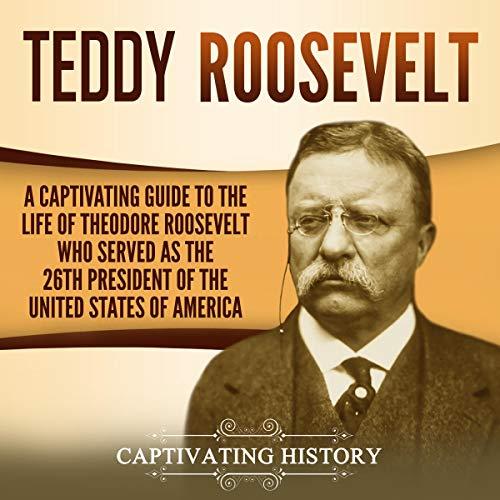 Teddy Roosevelt audiobook cover art