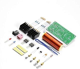 Tykeed Tesla Coil Kit Mini Music Plasma Horn Speaker Wireless Transmission DIY Electronic Component Parts