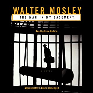 The Man in My Basement audiobook cover art