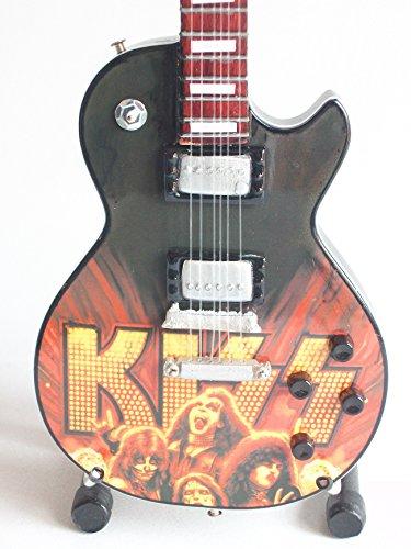 Mini guitarra de colección - Replica mini guitar - Kiss - Tribute - T