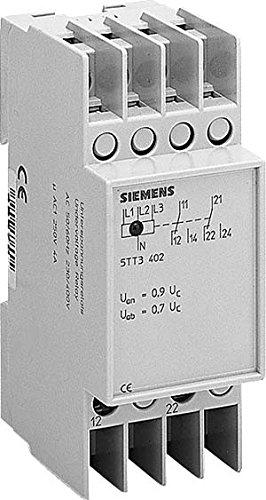 Siemens–RELE Spannung Minima > N < 2Switches